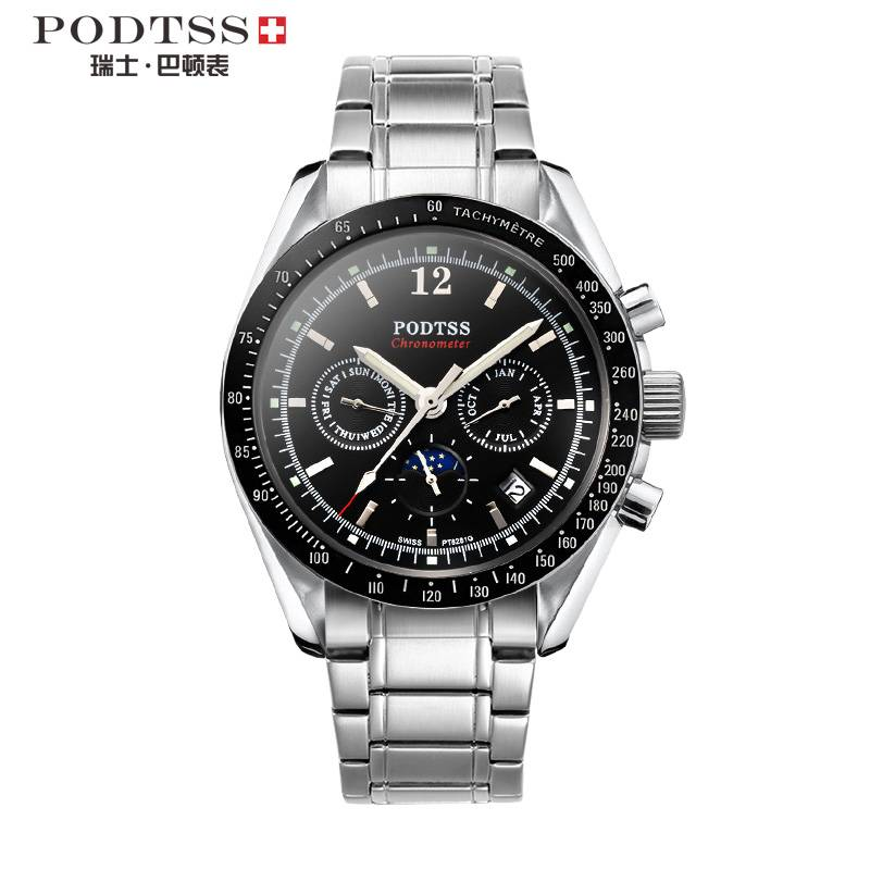 PODTSS PT6281 Multifunction Watch