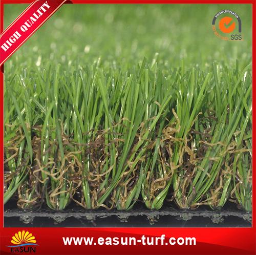 How much cheap artificial carpet grass garden with SGS-ML
