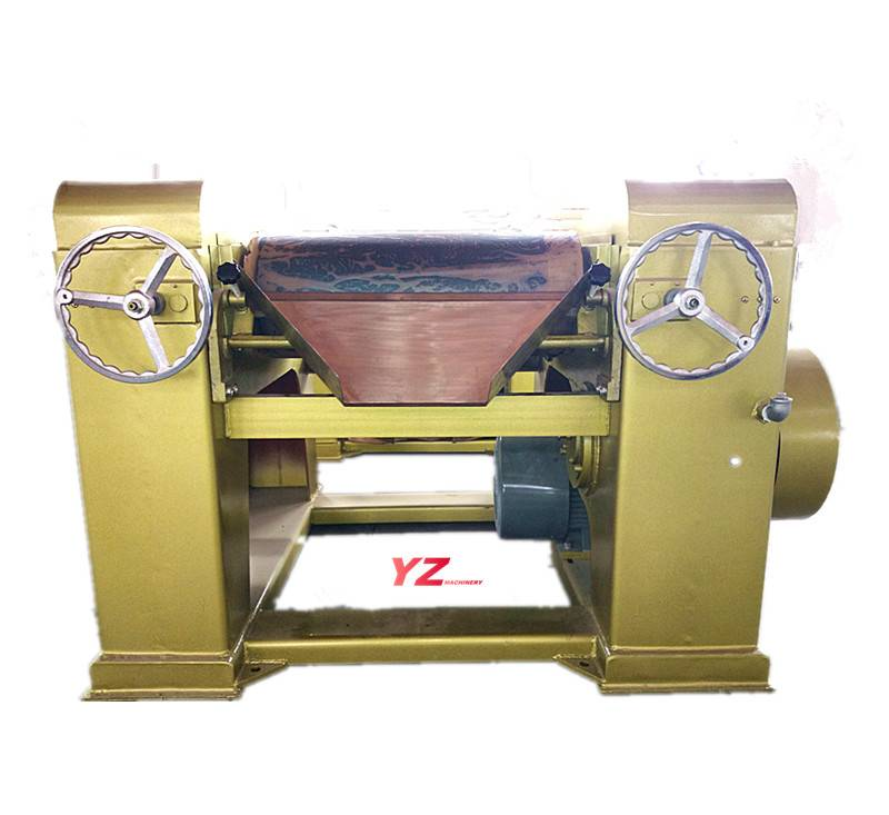 THREE ROLL MILL FOR PAINT, INK AND PIGMENT