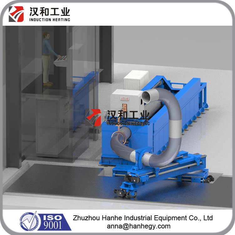 Electric Induction Heating Pipe Bending Machine