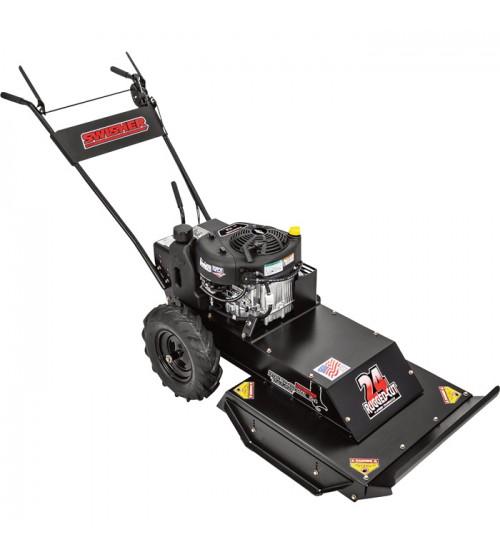 Swisher Predator Self Propelled Push Rough Cut Lawn Mower 344cc Briggs & Stratton Powerbuilt Engine