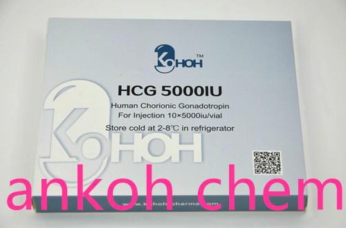 HCG, 5000iu HCG,Human chorionic gonadotropin