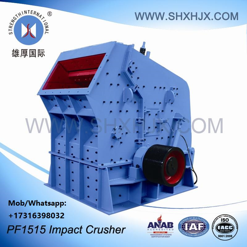 High Quality PF Series Impact Crusher For Granite And Marble Rock