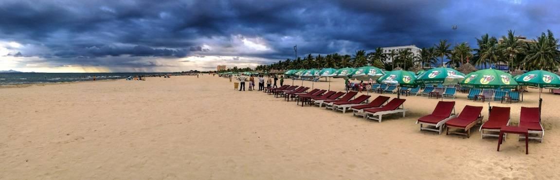 My Khe Da nang luxury beach holiday to Vietnam