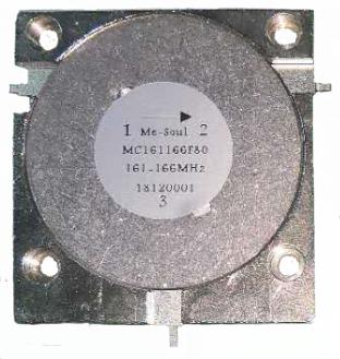 144-148MHz 161-166MHz intercom circulators