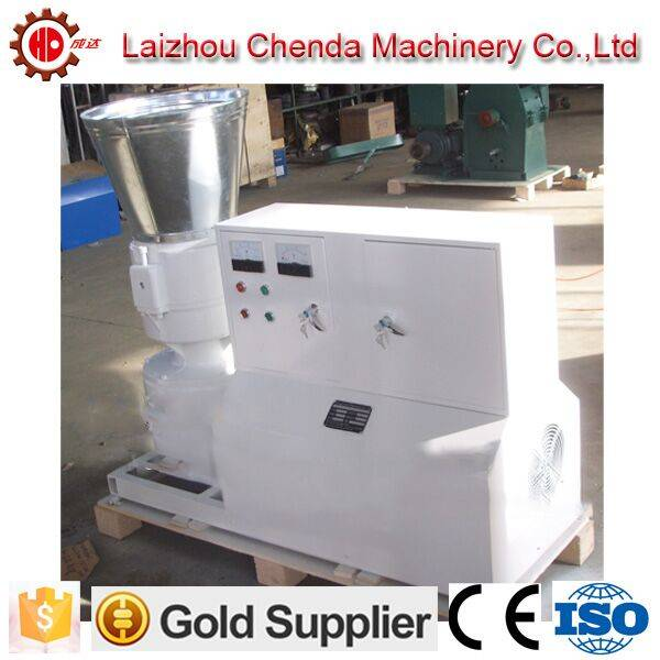 CE approved small animal feed pellet mill machine for home use