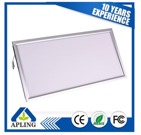 china smd4014 aluminum rectanglar panel light 66w