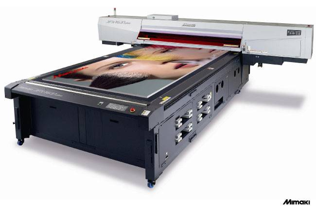 MIMAKI JFX-1631 PLUS SERIES