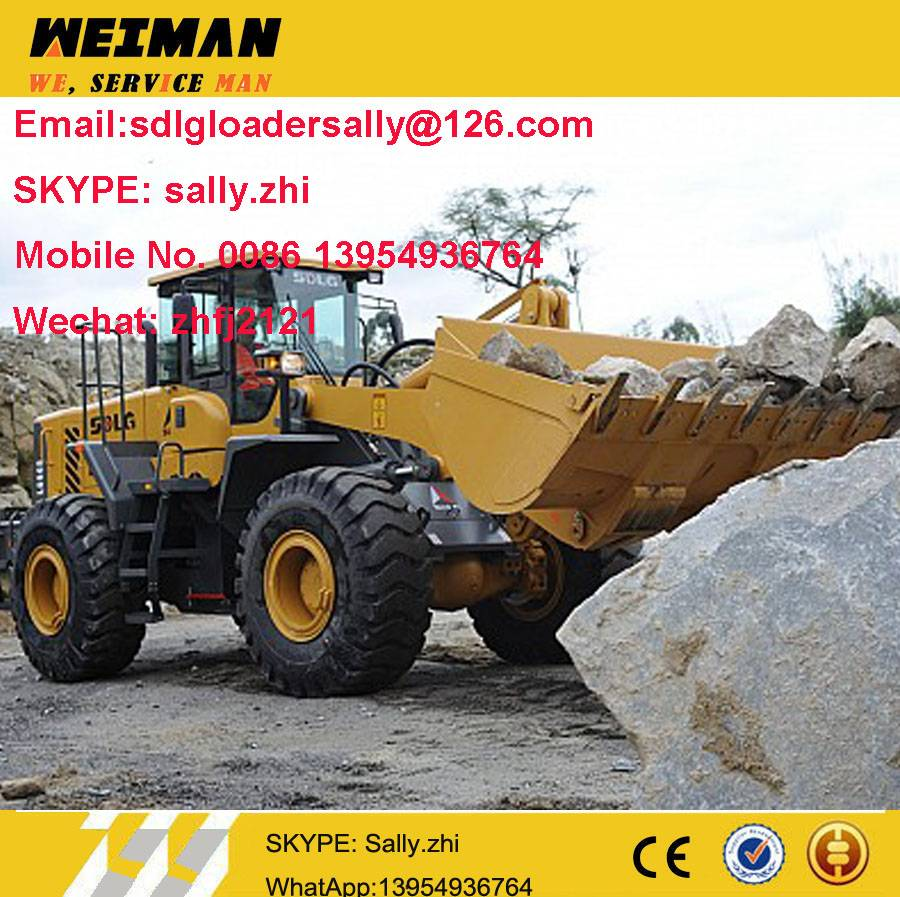 sdlg wheel loader LG968, farm tools and equipment and their uses for sale