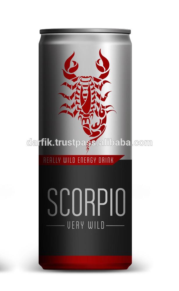 Energy drink Scorpio