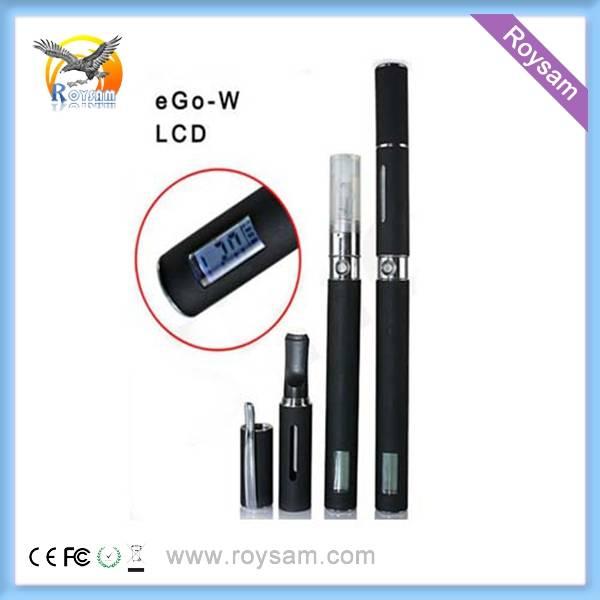 Health E Cigarette EGO-W LCD Health Electronic Cigarette EGO-W LCD
