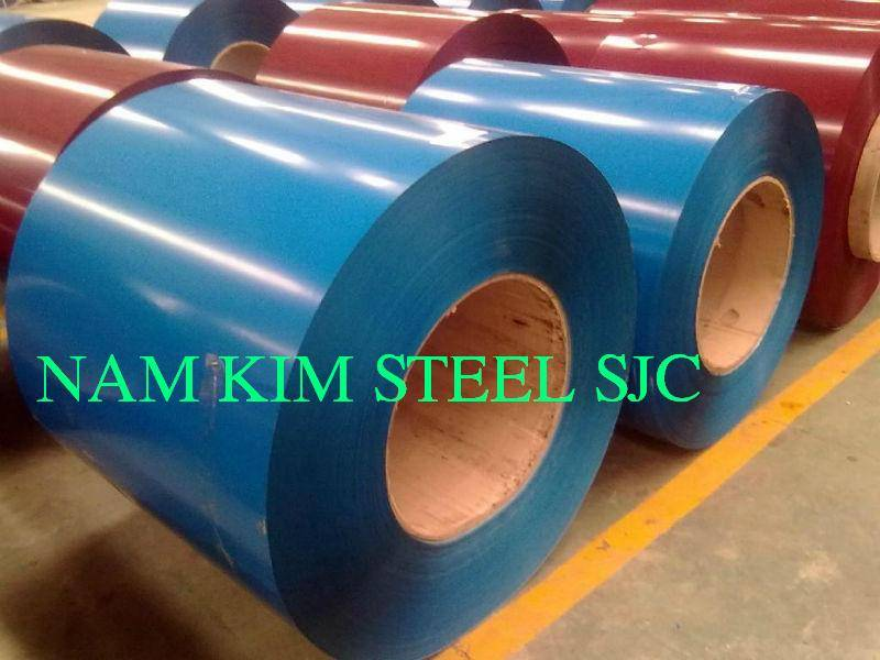 Color Steel Sheet in Coil