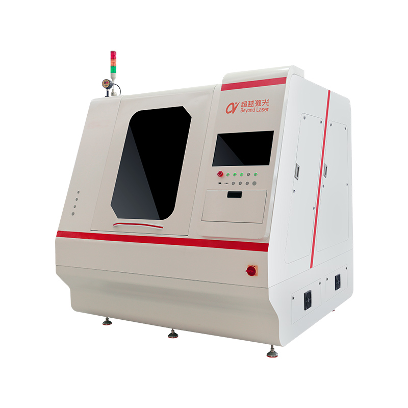 laser cutting machine for FPC patterning coverlay skiving high precision laser cutter