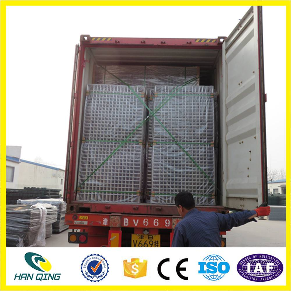 1.6mm wire diameter with 25mmX25mm opening welded wire mesh panel
