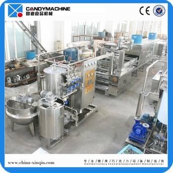 China made lollipop candy making machine
