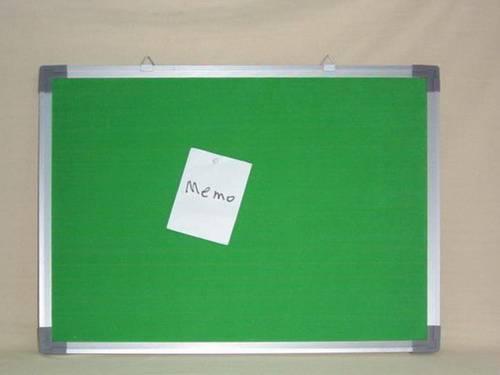 Memo Board with Aluminium Frame