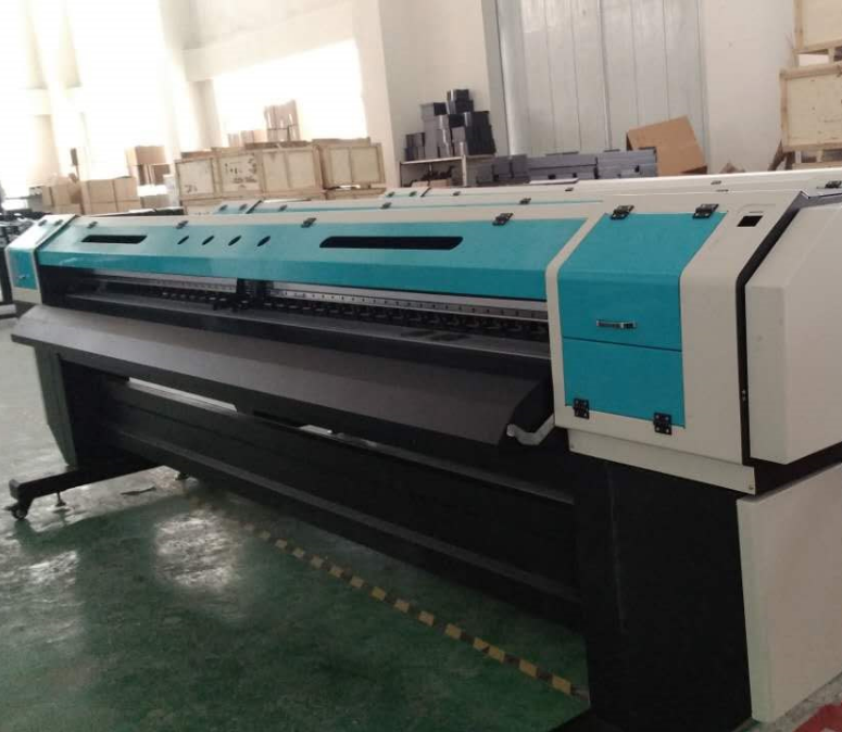 Photojet inkjet wide format printer machine