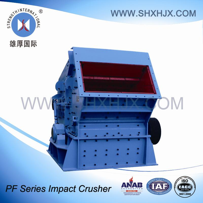 Crushing Equipment Manufacturer High Quality Impact Crusher
