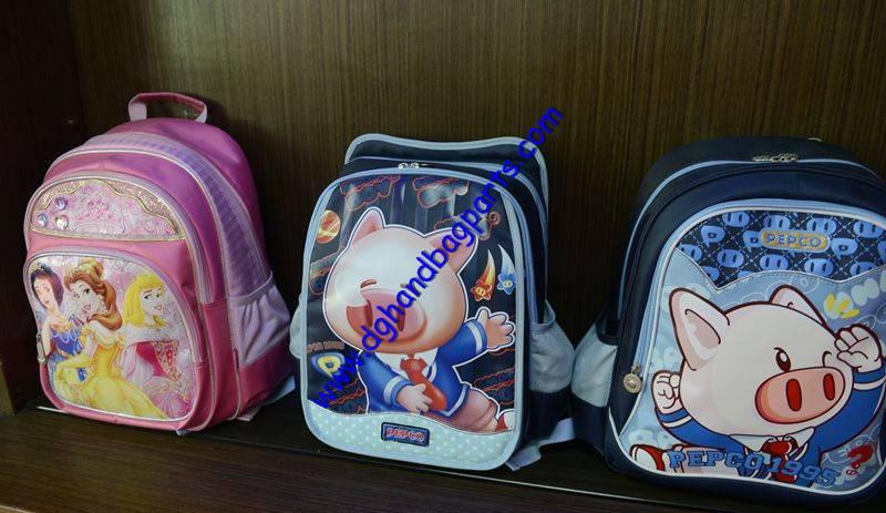 Cute Pig school backpacks