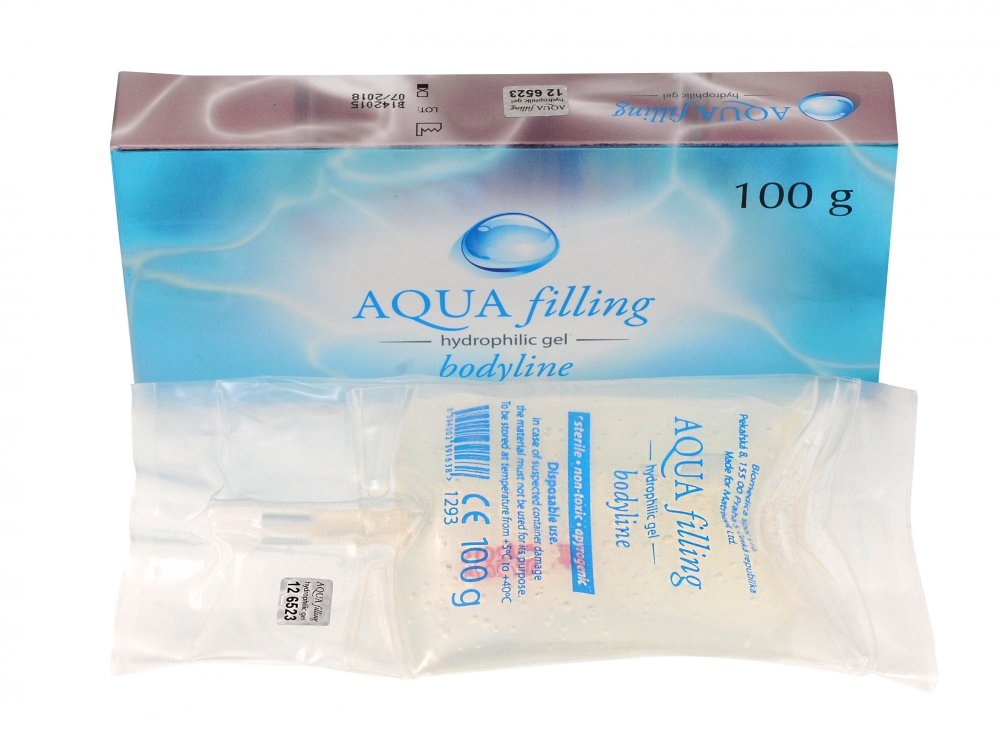 Aquafilling Bodyline 100g, Aquafilling filler injection, Aqualyx Injection, Aqualyx