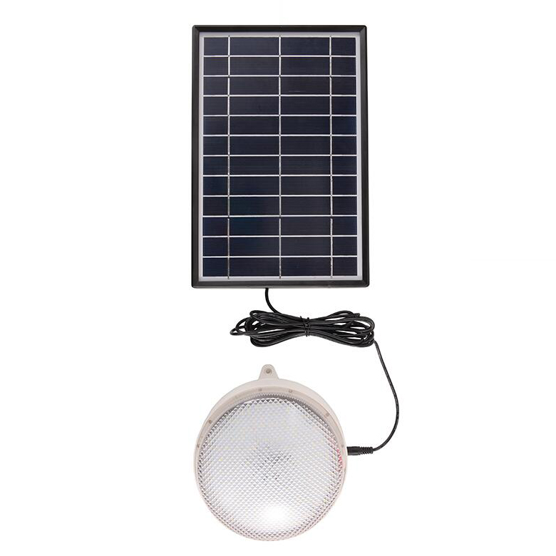 LED outdoor solar ceiling lamp