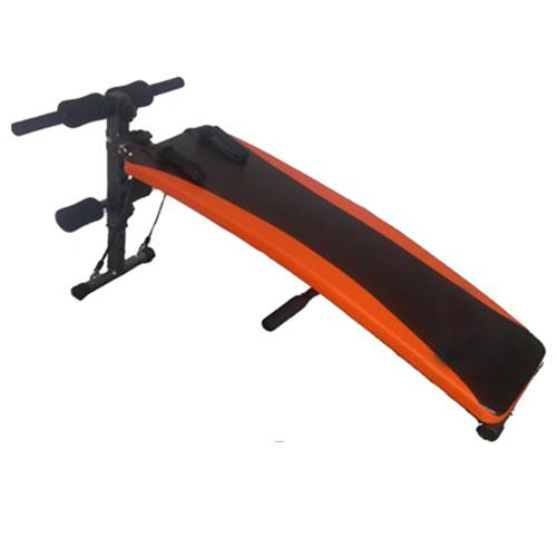 JDL Fitness sit up bench / ab bench / sit up board