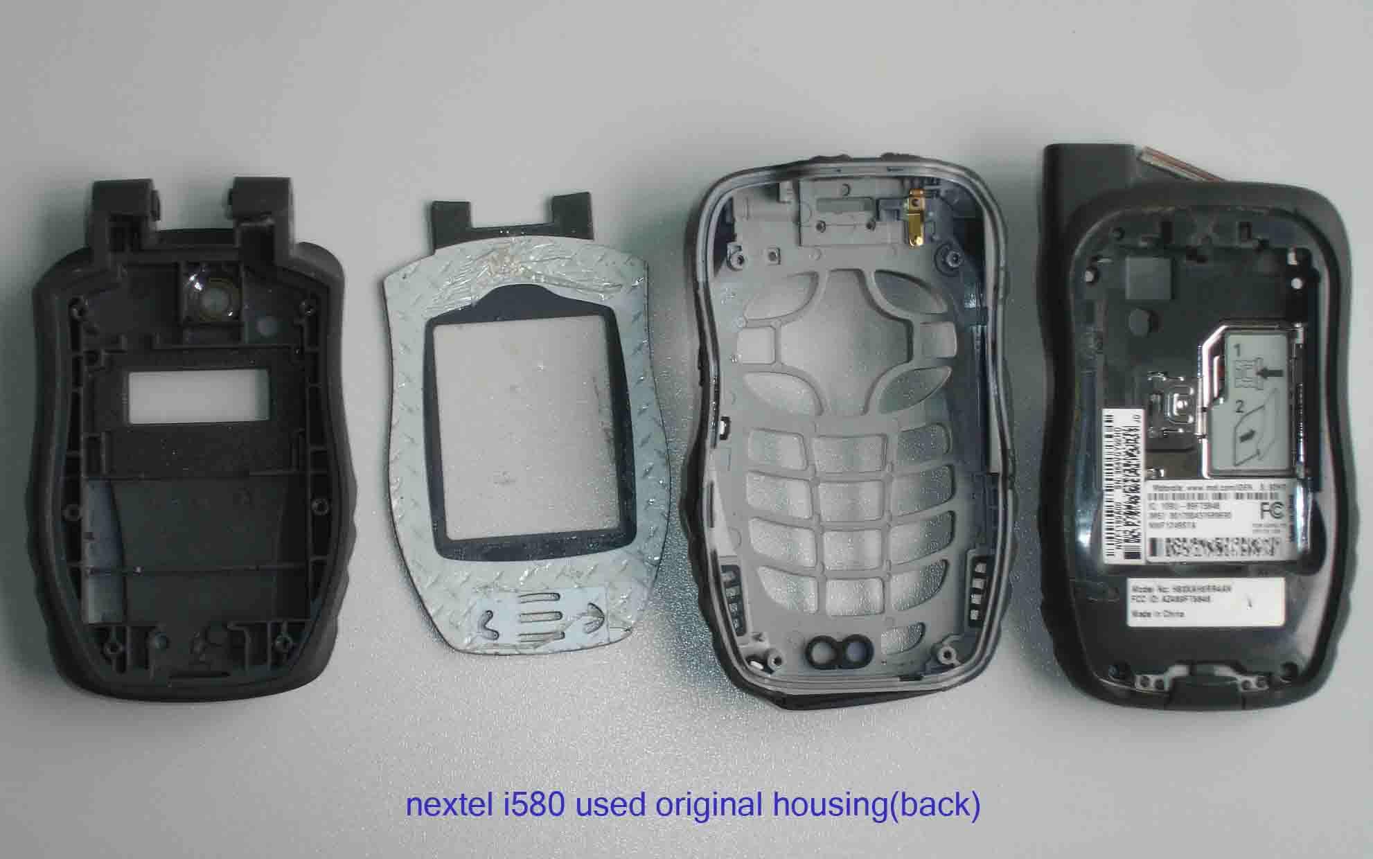 Nextel i580 Used Original Housing Back