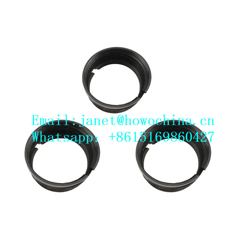 Truck engine parts npr piston rings 612600030053