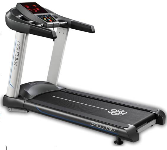 2016 New Hot Sale 10.1'LCD touch screen Treadmill with MP3 USB Commercial Treadmill for gym
