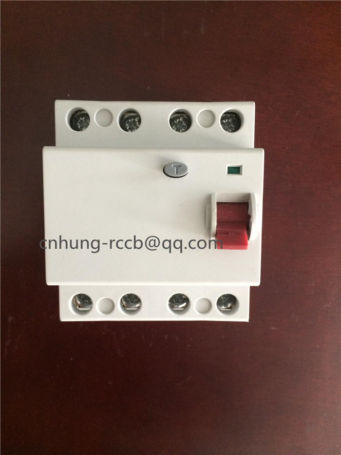 F360 new type Residual current circuit breaker