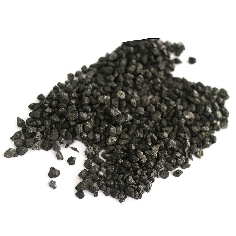 Calcined Petroleum Coke (CPC) with Fixed Carbon 98.5% as Carbon additive and raiser