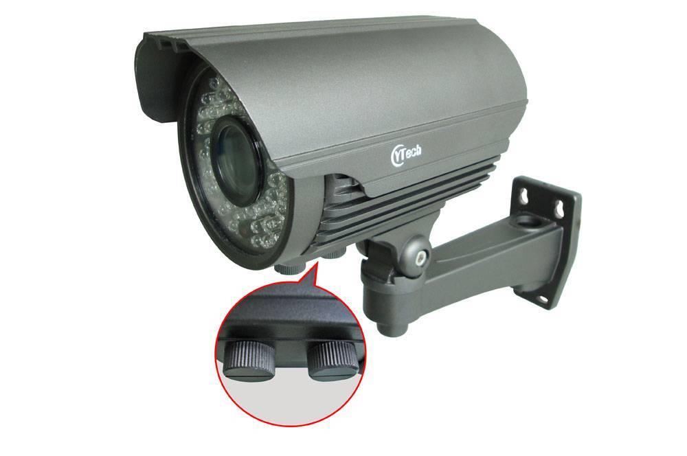 2.5X IR Varifocal waterproof CCTV camera IZAF-N342E