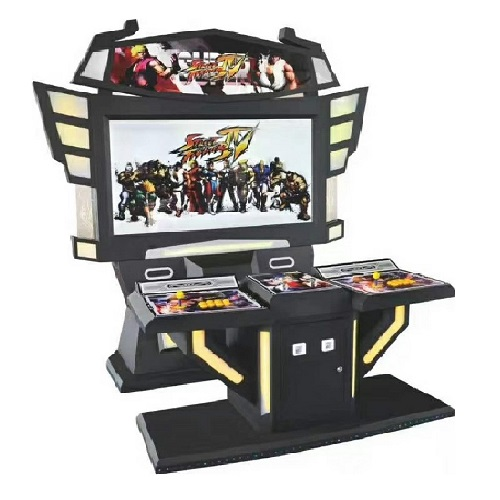 Coin 0perated 3D Street Fighter 4 Arcade Fighting Video Game Machine