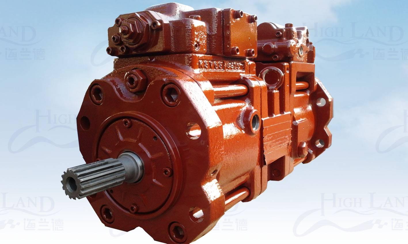 K3v 63 DT hydraulic pump