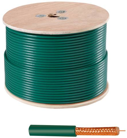 Coaxial Video Cable KX6 KX8