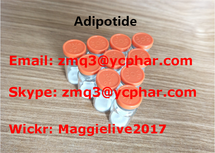 Adipotide injection steroidpowder for Weight Loss and bodybuilding 2mg/vial