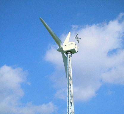 30kw Horizonal Axial Wind Power Generator