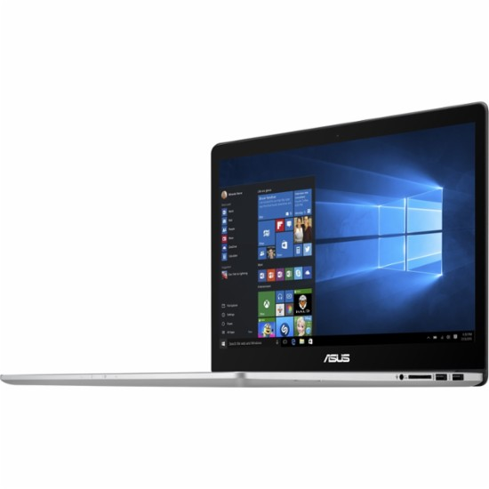 "Asus - ZENBOOK Pro 15.6"" 4K Ultra HD Touch-Screen Laptop - Intel Core i7"
