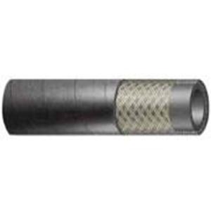 3/8 inch EN 854 3TE SAE 100R3 black double fiber braid,rubber cover high pressure hydraulic rubber h