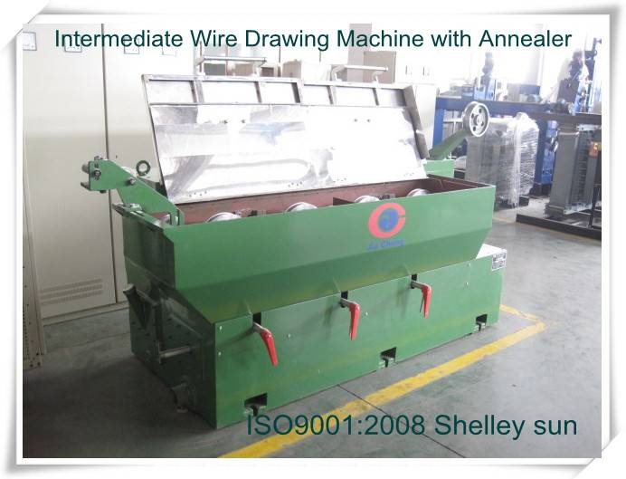 High speed Intermediate Wire Drawing Machine