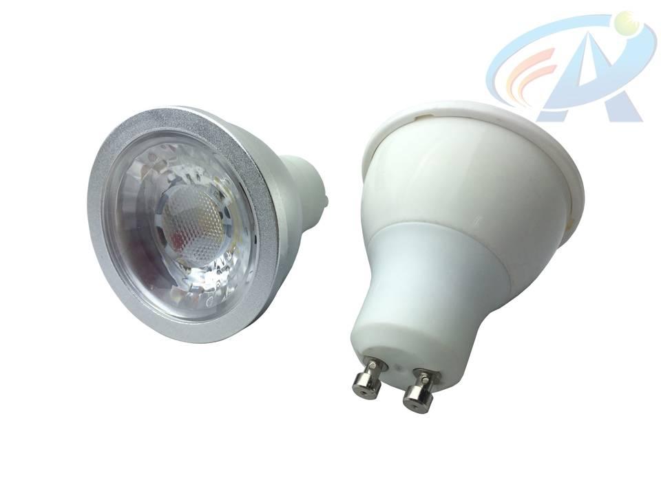 6W GU10 COB LED Spot Light