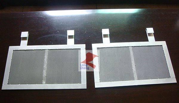 titanium mesh, platinum titanium mesh