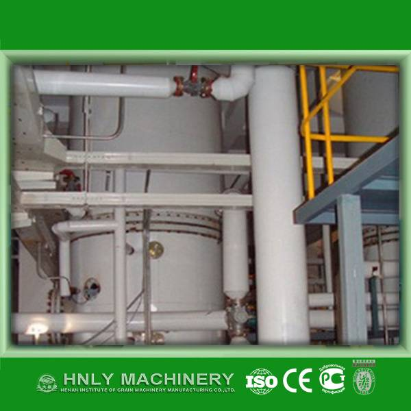 Sunflower oil refinery supplier