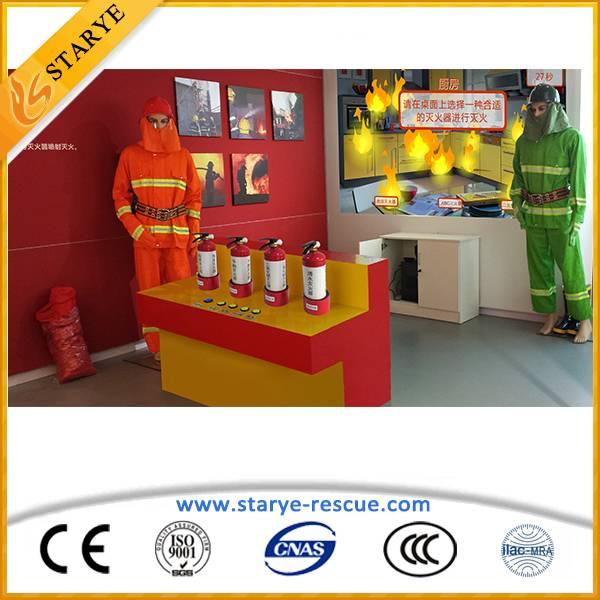 Firefighting Training Fire Extinguishing Simulation System
