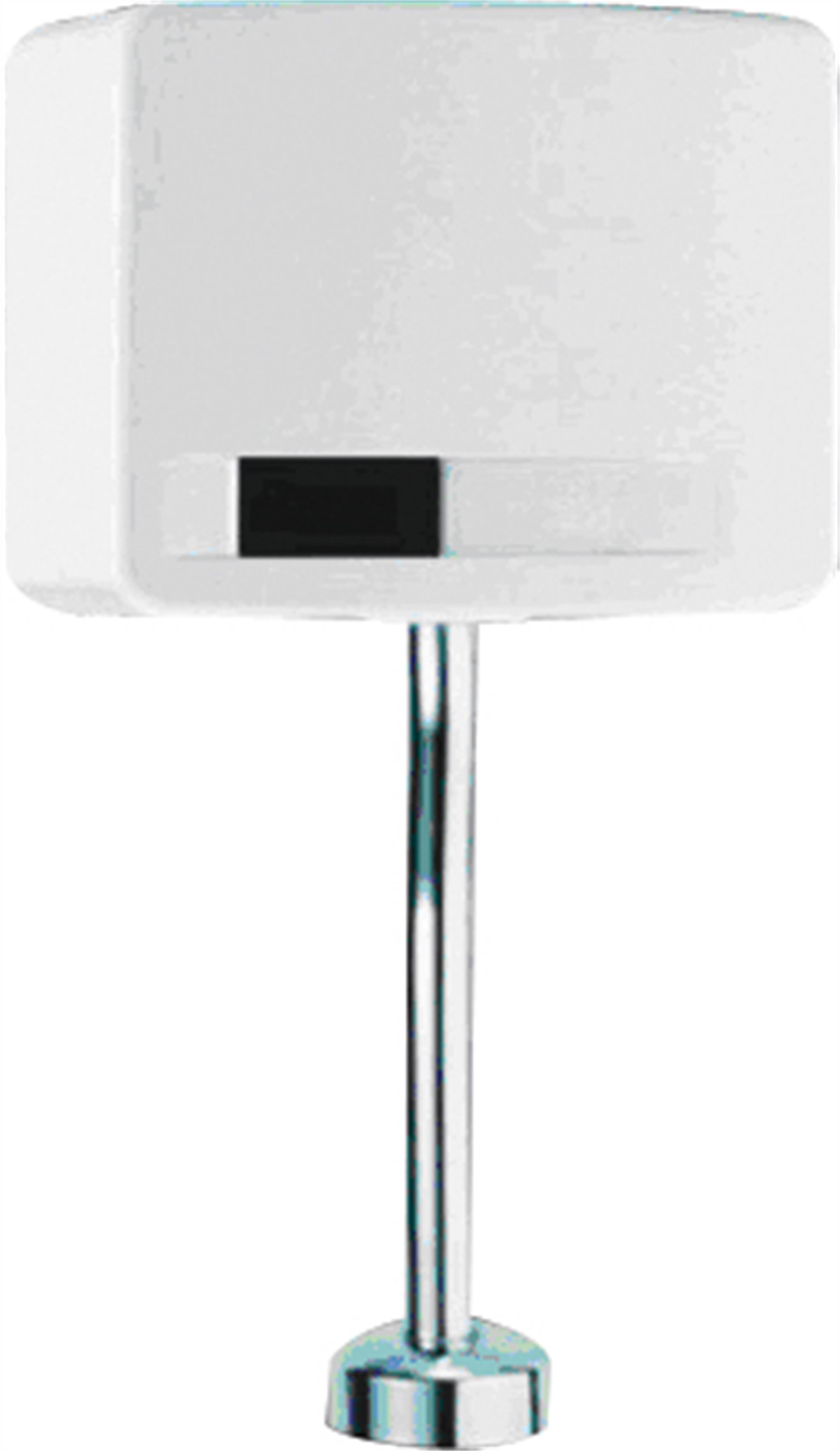 self-powered automatic urinal flusher