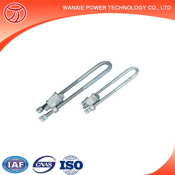 Wanxie NUT Series WEDGE TYPE ADJUSTABLE STRAIN CLAMPS