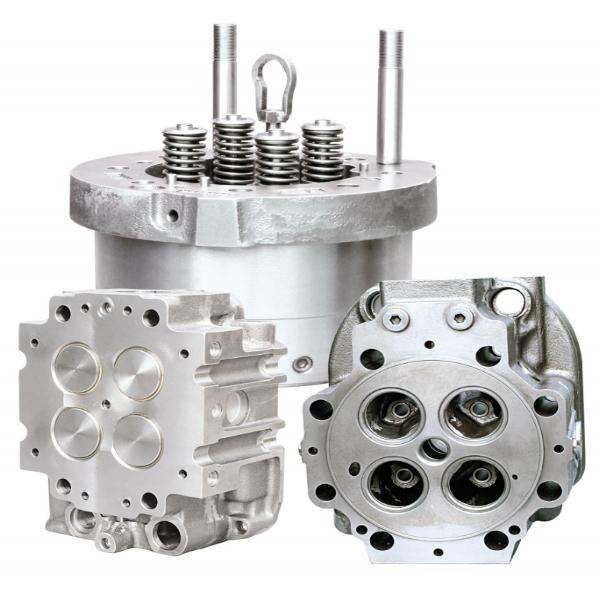 EMD CYLINDER HEAD Locomotive engine parts diesel engine part
