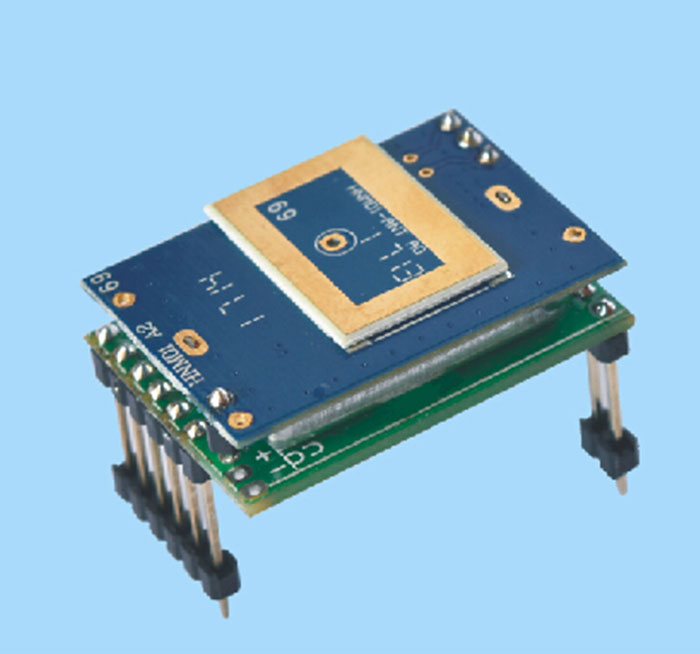 5V/12V DC Input Microwave Motion Sensor - VR Adjustable Version