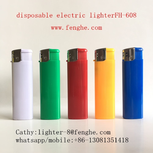 FH-608 new style electronic lighter