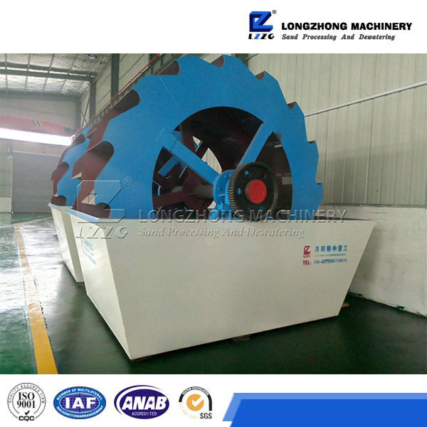 Wheel Sand washing machine for sand washing Line in sand process